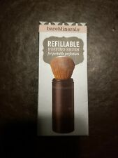 BareMinerals Refillable Buffing Brush ~ RARE DISCONTINUED ITEM ~ NEW IN BOX. A