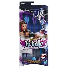 Nerf A8860 Nerf Rebelle Secrets And Spies Arrow Refill Pack Foam Gun Ammo - New