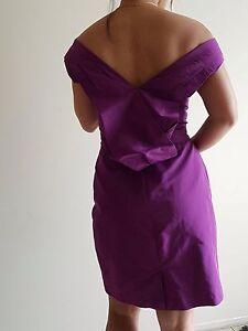 Cue  Fuschia Dress Size 8