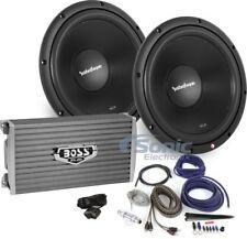 Rockford Fosgate 1000W Bass Package