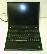 Lenovo IBM ThinkPad T60 Genuine Intel T2300 1.66GHz 0.5GB Ram No HDD/HDD-Caddy