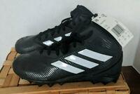 NEW adidas Kids Freak Mid MD (BB7692) Football Cleat Boy's Size 5  Black