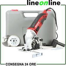 Sega circolare Einhell TC-CS 860 - Kit 3 lame 85 mm portatile legno 450W