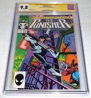 Punisher #1 CGC SS Signature Autograph STAN LEE Signed EXCELSIOR 9.8 Unlimited