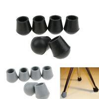 3//4 Tubing Anti Slip Cane Walking Stick Foot Crutches Rubber Replacement Tip