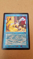 Control Magic - Magic the Gathering MTG Limited Beta Edition Nice!