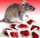 Rat Poison Mouse Killer Professional Grade 25 Packets