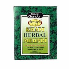 Khadi Herbal Black Mehndi Herbal Product Natural Goodness 75 Grams