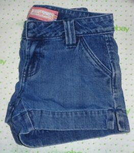 Arizona Jean Co.$40 Juniors shorts size 3 Zip fly dual clasp heavy denim