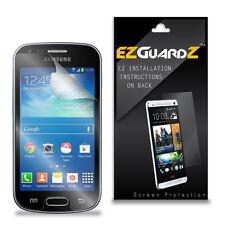 1X EZguardz Screen Protector Shield HD 1X For Samsung Galaxy S Duos 2 GT-S7582