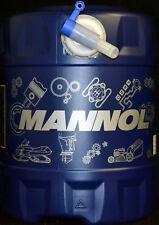 20 Liter Mannol Safari 20W-50 Motoröl Oldtimer Youngtimer �–l API SL CF + Hahn