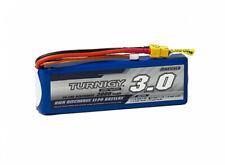Turnigy 3S 3000mAh 20C 30C 3.0A 11.1V  3 Cell Lipo Battery Plane XT60 UK Heli
