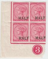 NATAL 80 MINT HINGED OG * BLOCK OF FOUR - NO FAULTS EXTRA FINE ! - T565