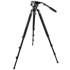 Eimage GH05 Video Head +761AT Aluminium tripod system Payload 7kg Bowl size 75mm