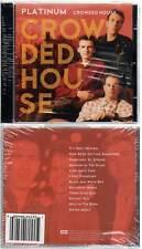 "CROWDED HOUSE ""Platinum"" (CD) 2008 NEUF"