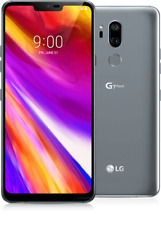 New Verizon Only Lg G7 ThinQ 64Gb Gray Phone for Verizon Network Network Only