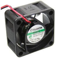 Ventilador de 230v 4,6w 80x80x25mm 67,9m³//h 32dba; Sunon ma2082hvl
