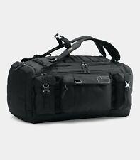 UNDER ARMOUR CORDURA RANGE DUFFLE BAG. BLACK  .AUTHENTIC.