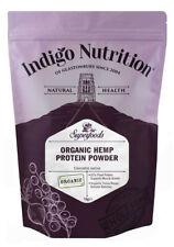 Indigo Herbes Organique Hemp Protéine Poudre 1 kg Vegan Pure Protéines Végétales