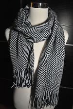 """AUTH NEW $200 MISSONI Knit Wool Blend Light Blue Scarf Shawl Wrap 18""""X80"""""""