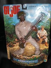 GI Joe US Army Pacific African American 12in Action Figure by Hasbro