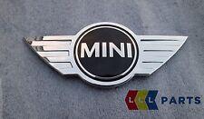 MINI Nuovo Originale F54 CLUBMAN COFANO ANTERIORE EMBLEM BADGE ETICHETTA STICKER 7351370