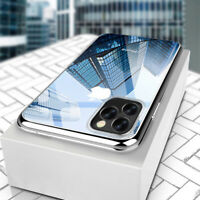 For iPhone 11 Pro Max XS Max 8 7 Clear Transparent Crystal Slim Hard Case Cover