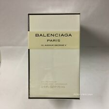 BALENCIAGA PARIS 10, Avenue George V 75ml EDP Spray Women's Perfume