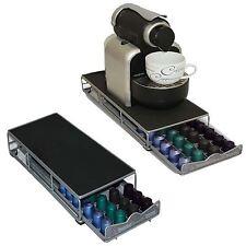 Nespresso COMPATIBILI Pod cassetto può contenere fino a 48 Pod Stand Macchina