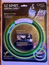 EZ Spot LED Pet Collar By One Products