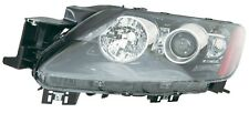 Headlight Assembly Left/Driver Side Fits 2010-2011 Mazda CX-7 HID Type