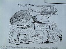 Why trucks crash, overturn, jacknife  shed load or slide. facinating film on DVD