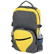 New 600D Poly School Backpack Hiking Mountain Biking Rock Climbing Day Pack