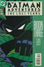 THE BATMAN ADVENTURES THE LOST YEARS #3 NEAR MINT 1998