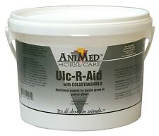 Horse Ulc-R-Aid with Colostrashield Gastric Ulcer Tryptophan Thiamine Calcium 4#