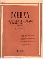 Czerny: Die Schule Der Bound E Dello Mit 50 Eser Op.335 (Parris) - Erinnerungen