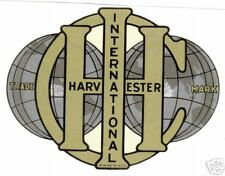 International Harvester Pair Vinyl Sticker (A080)