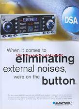 Blaupunkt RDM169 DSA 1999 Magazine Advert #700