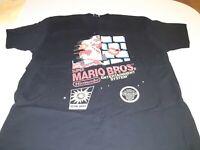 Nintendo Super Mario Brothers Action Series Mens Graphic T Shirt XL T-Shirt