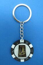 LADA LOGO POKER CHIP DICE KEYRING KEY RING CHAIN #121