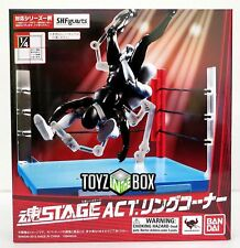 "In STOCK Bandai ""Tamashii Stage Act Ring Corner"" S.H. Figuarts Action Figures"