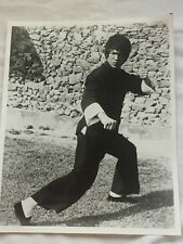 "Scarce Bruce Lee Movie photo ""ENTER THE DRAGON"" Guarantee designated type 1"