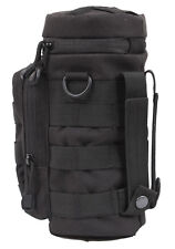 molle pouch water bottle tactical black rothco 2679