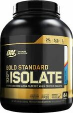 Optimum Nutrition Gold Standard 100% Isolate Choose Size and Flavor Free Ship