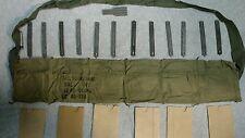 M1 Carbine Bandoleer/ Stripper Clips/ Cardboard Inserts /Loading Spoon/ Repack