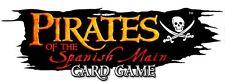 Pirates of the Spanish Main 030 CAPTAIN BLACKHEART (rare) mint