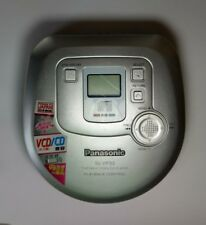 Panasonic SL-VP33 Portable Video CD Player VCD