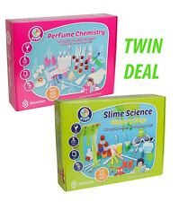 2x Science4you Slime + Perfume Chemistry stem lab diy maker kit set with book