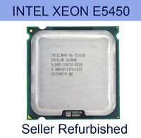 Intel Xeon E5450 3GHz LGA775 1333MHz Processeur Quad-Core SLANQ Aucun adaptateur