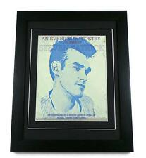 MORRISSEY CANVAS ART PRINT POSTER FRAMED THE SMITHS Memorabilia GIFTS Manchester